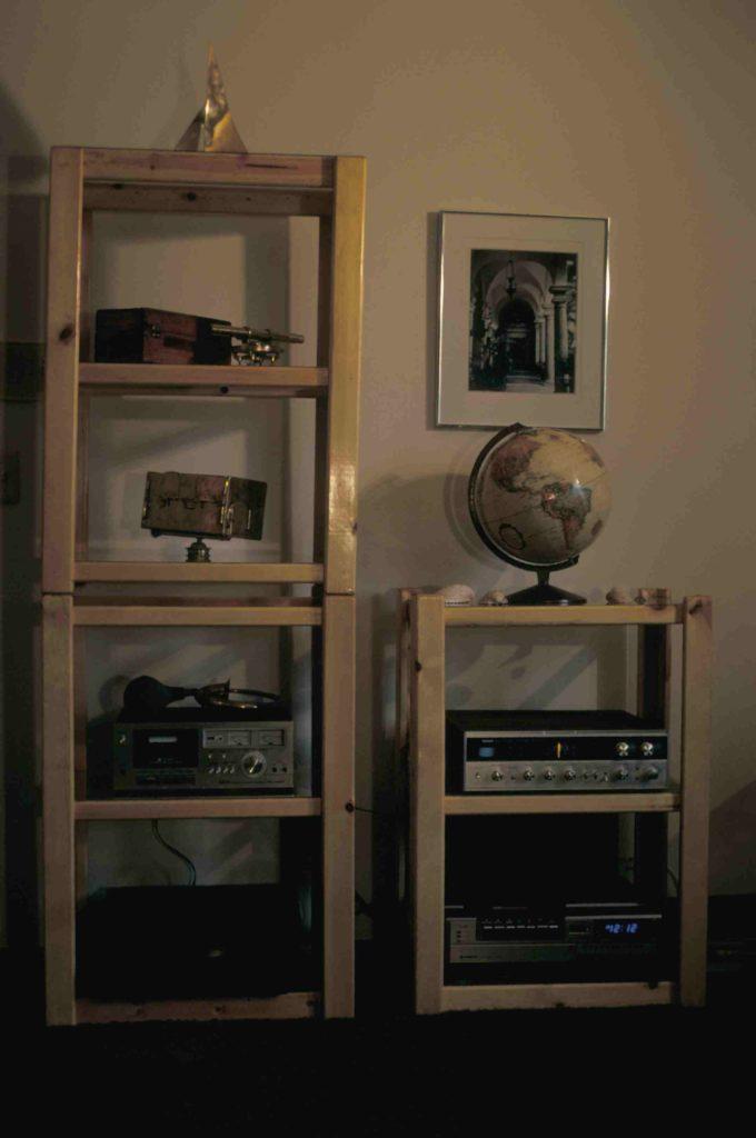 shelves 1980